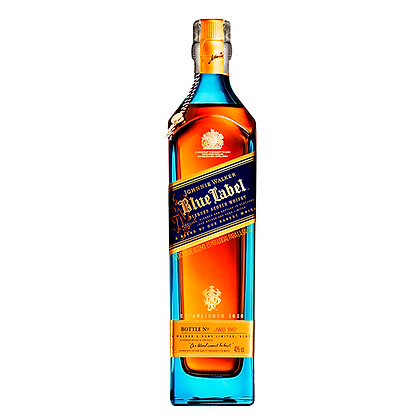Whisky Blue Label Johnnie Walker 750ml