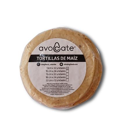 Tortilla de Maiz  NIXTAMALIZADO