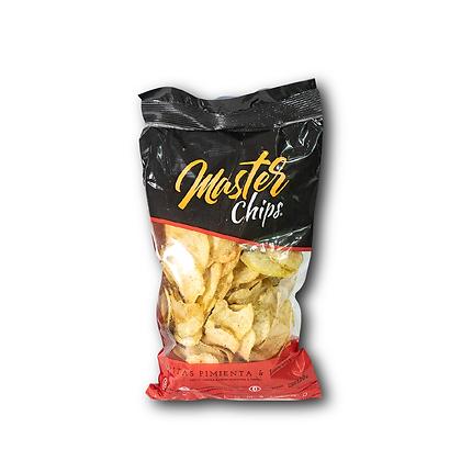 Papas Pimienta Grandes Master Chips