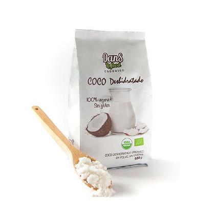 Crema de Coco en Polvo Orgánica Certificada