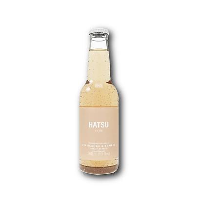 Soda Hatsu Uva Blanca