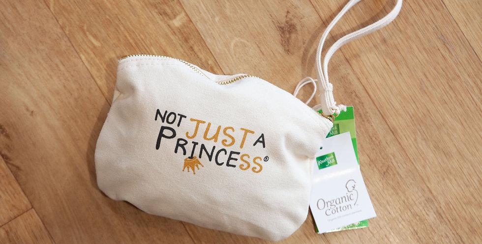 Organic zipped bag