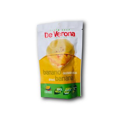 Fruta Seca Verona Banano
