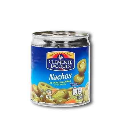 Nachos de Chiles Jalapeños X 220 gr