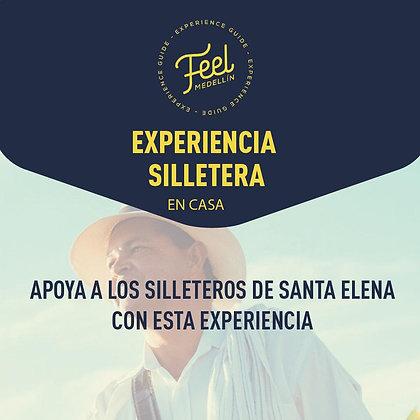 Experiencia Silletera en casa