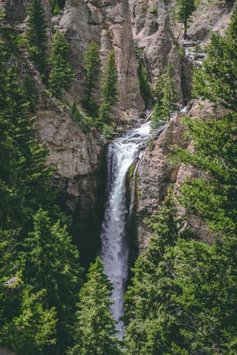 Tower Fall - Yellowstone