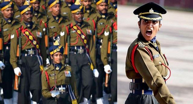 Image result for lieutenant bhavana kasturi republic day