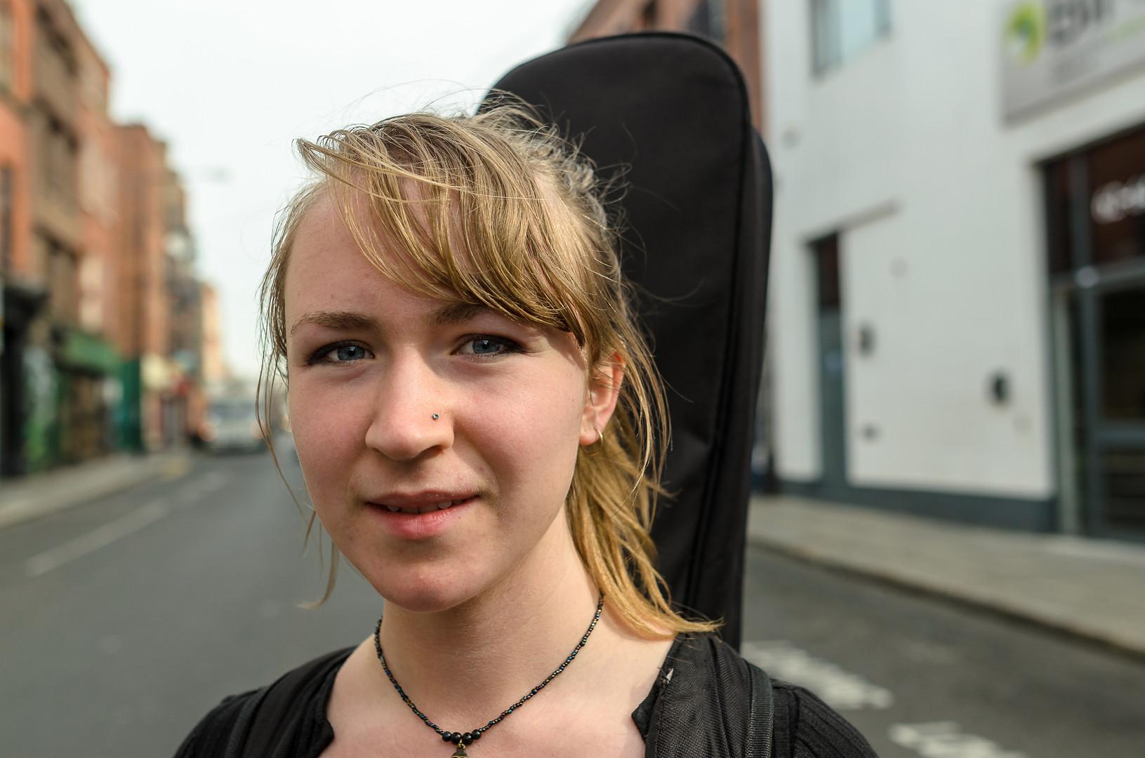 Leila Jane Musician – BIMM, Francis street