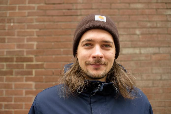 Balázs Zima, Supervisor at the Teeling Distillery Phoenix Cafe
