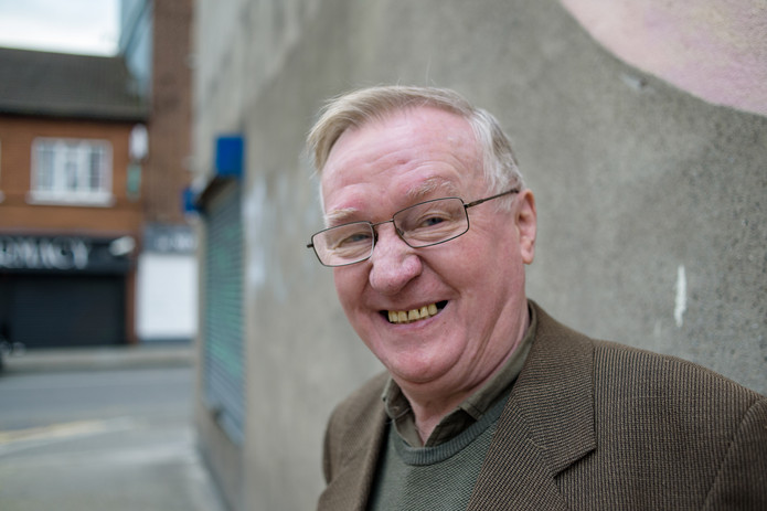 John Kavanagh – Ex soldier, Lifelong Resident of The Liberties (and his parents before)