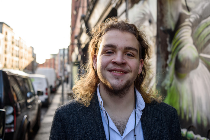 Eoin Keigher – Resident of The Liberties, Music student at BIMM