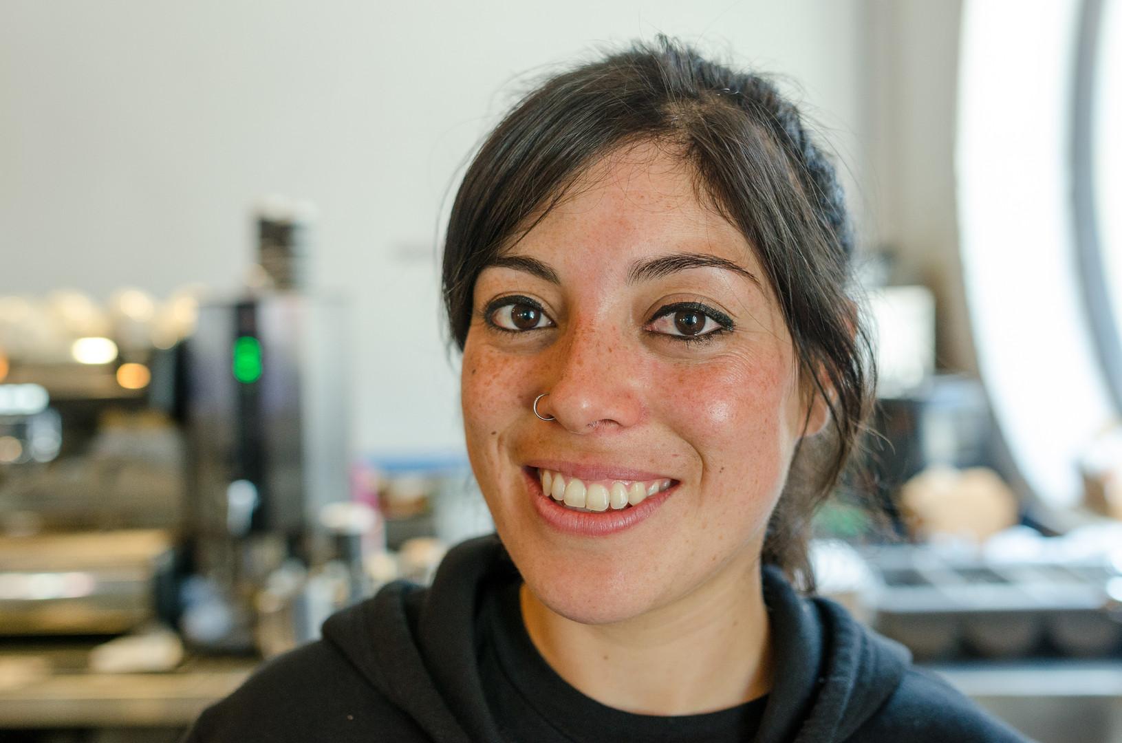 Celina Diaz Borquez, Teeling Distillery