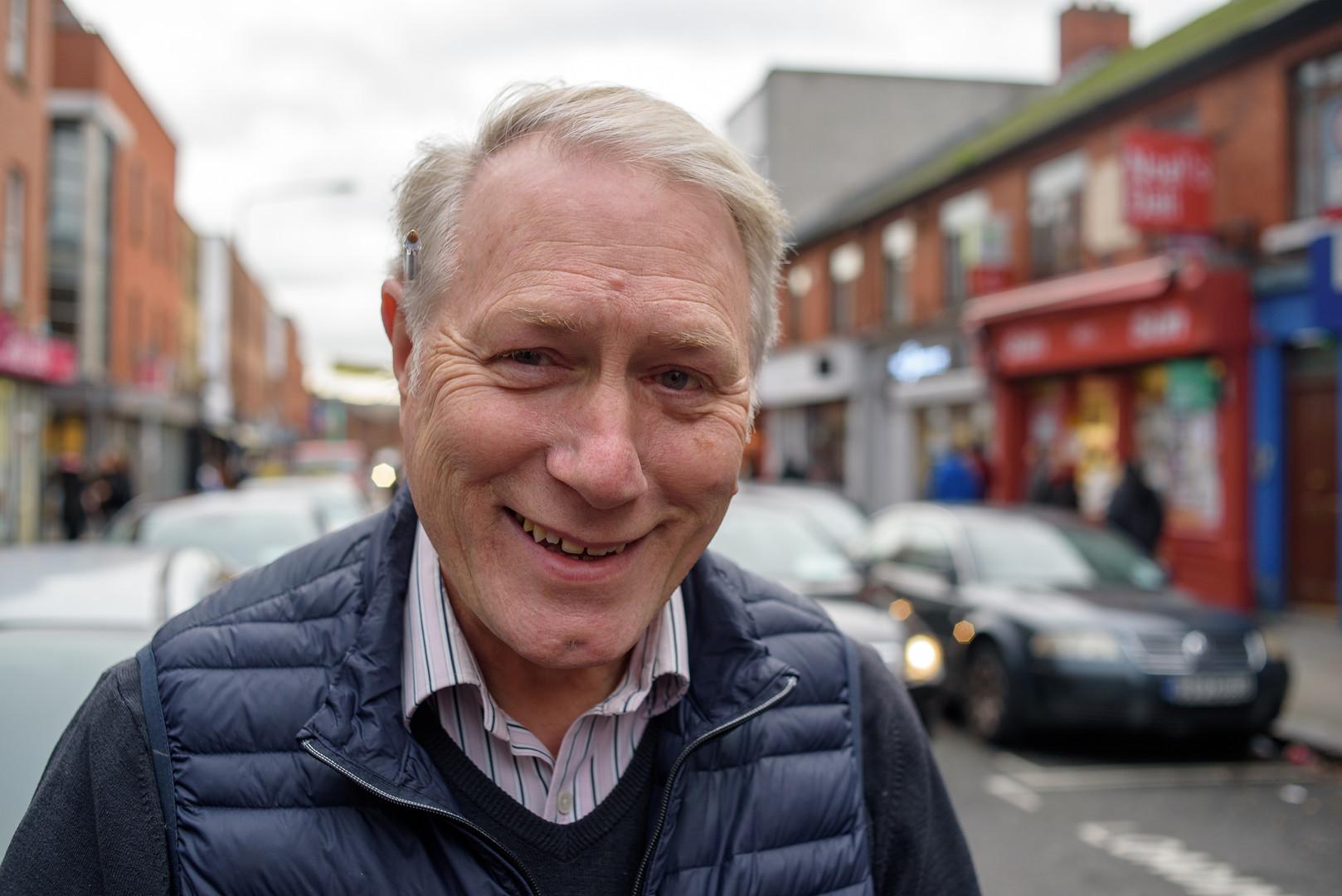 Noel Fleming, Owner of Noel's Deli