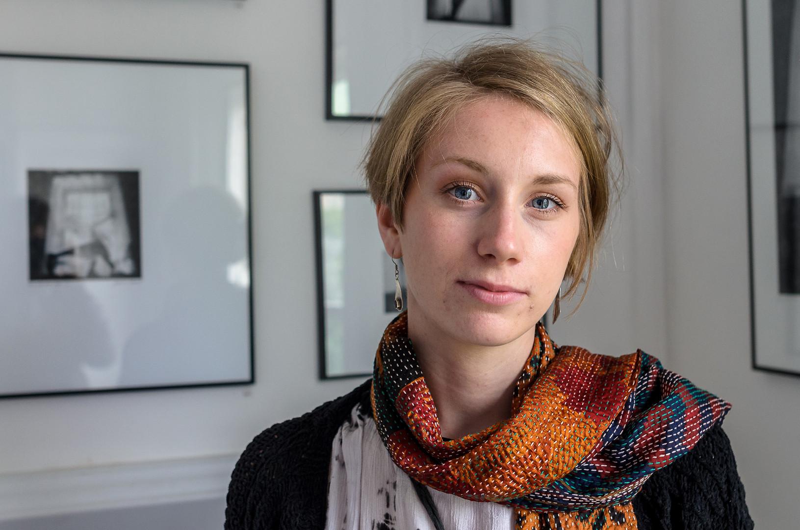 Grainne O' Carroll, Artist – NCAD