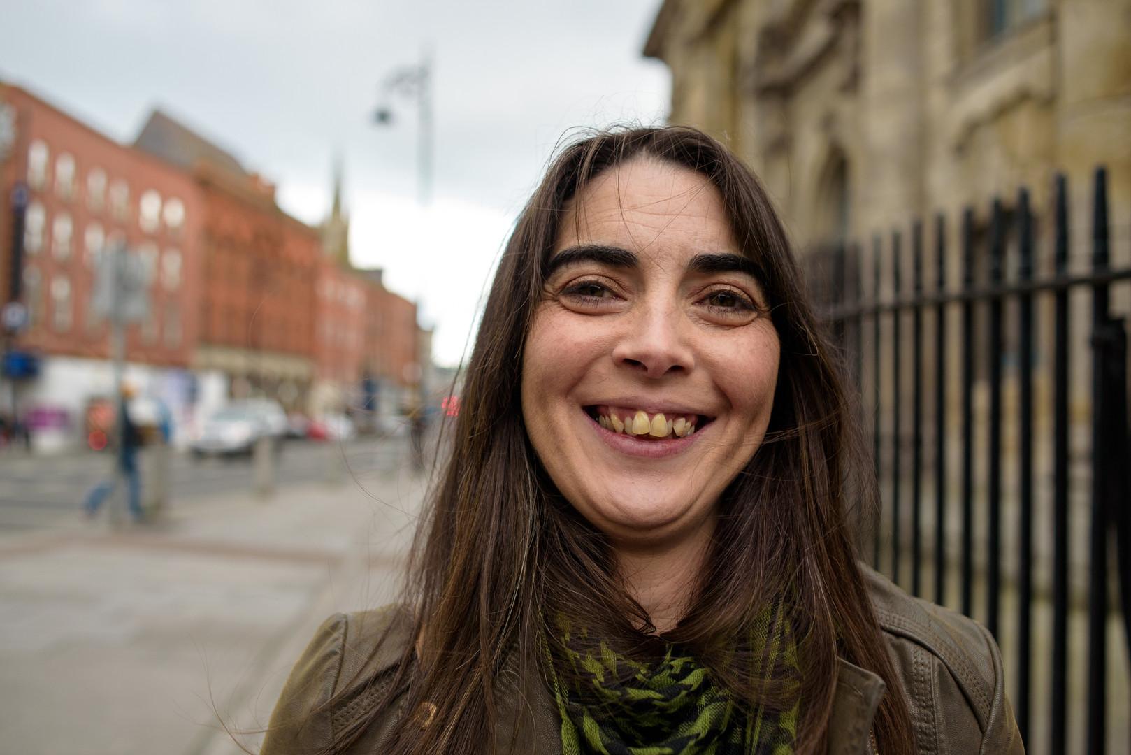 Liz Gillis, Irish Historian and Author