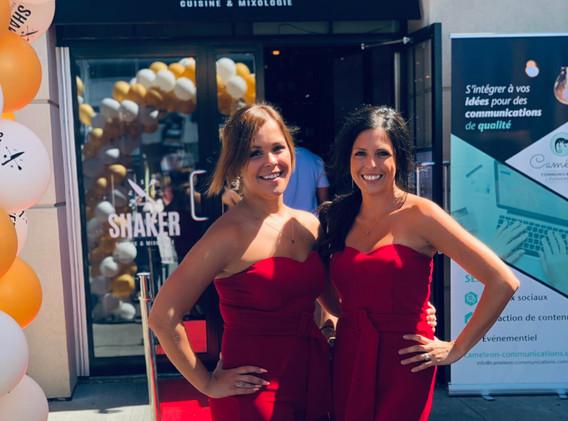 1er anniversaire d'ouverture Shaker St-Hyacinthe 2019