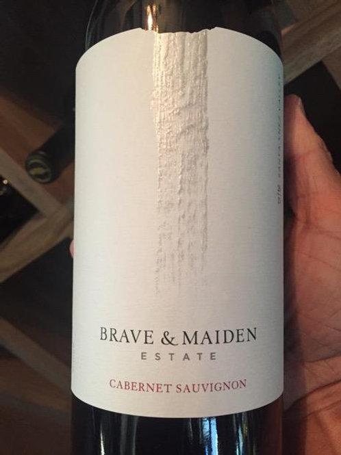 Brave & Maiden Cabernet Sauvignon by Paul Hobbs