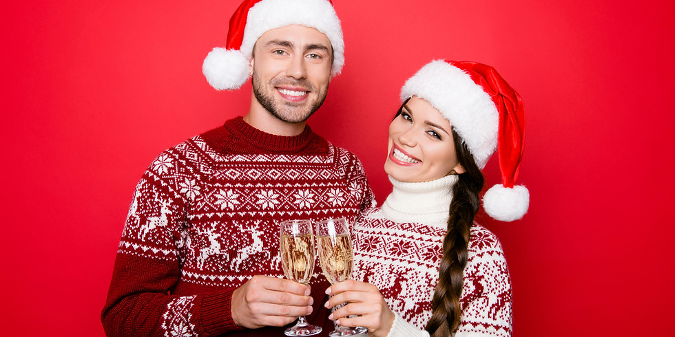 Ugly Christmas Sweater Speed Dating