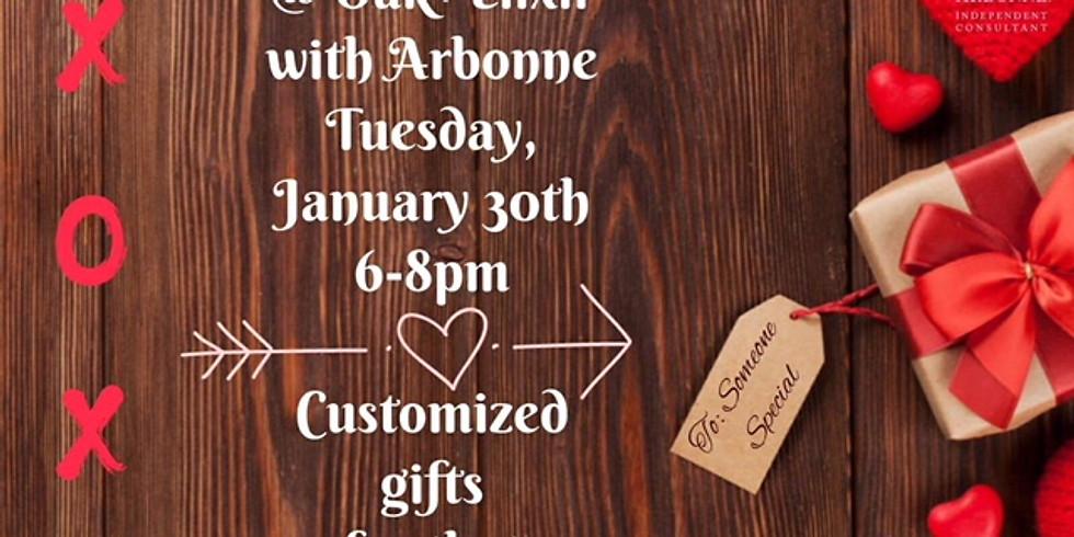 Pre-Valentine's Sip & Shop Arbonne Event