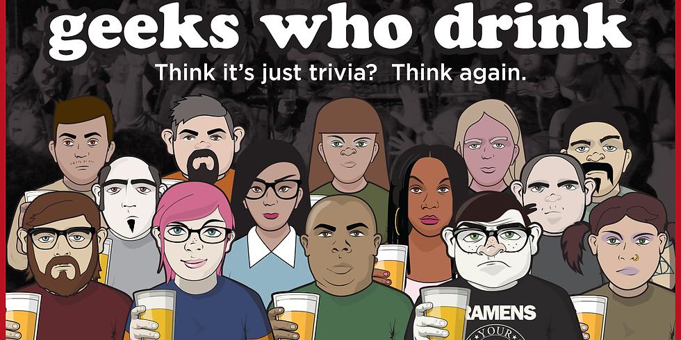 "Tuesday Night Trivia ""Geeks Who Drink"""