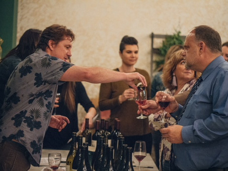 Thank you for making our Inaugural Wine Tribe Launch Party a HUGE success!