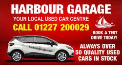 Harbour Garage Web Banner