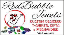 Red Bubble Jewels