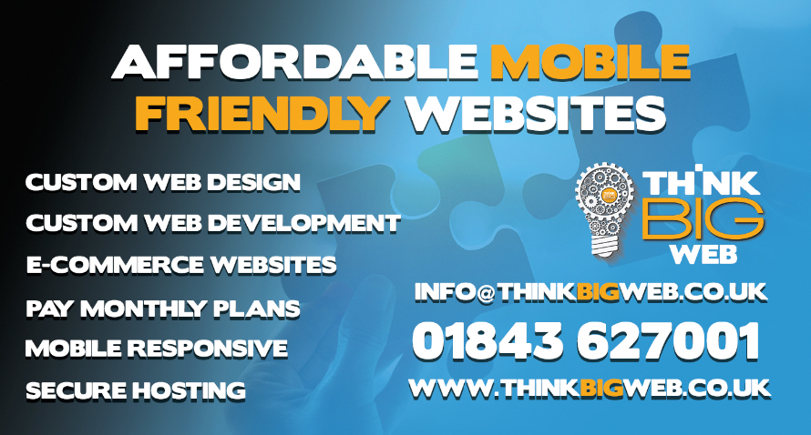 Think Big New Banner Ad For website