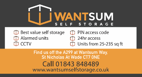 Wantsum Self Storage Large Web Banner