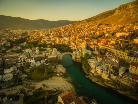 Kembara Balkan, Bosnia, Saudara Kita