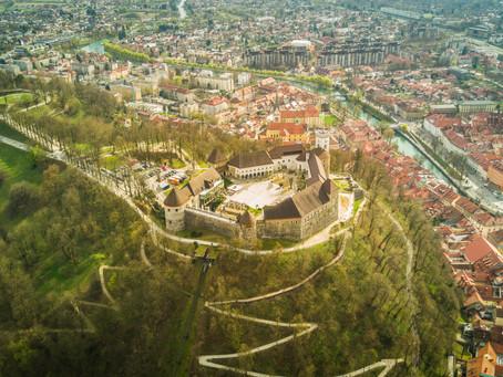 Kembara Balkan, Menjelajah Kota Dongeng Ljubljana
