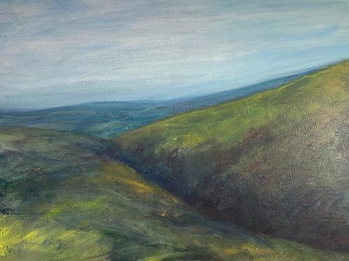 Rolling Moors of Exmoor