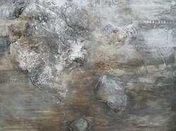 UitEigenAtelier.com bruin abstract