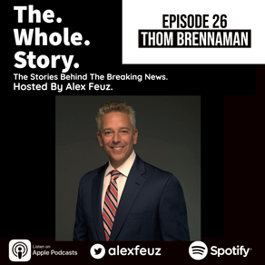 Episode 26: Thom Brennaman, Broadcaster of the Cincinnati Reds & FOX NFL Broadcaster