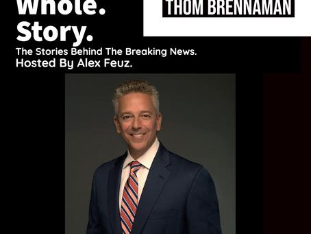 Episode 26: Thom Brennaman, Broadcaster of the Cincinnati Reds & FOX NFL Broadcaster