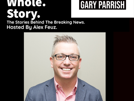 Episode 24: Gary Parrish, College Basketball Columnist & TV analyst for CBS Sports
