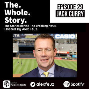Episode 29: Jack Curry, YES Network In-Studio Host & Analyst
