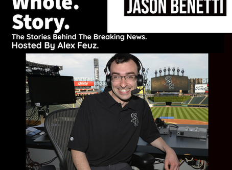 Episode 32: Jason Benetti, Play-By-Play Broadcaster of the Chicago White Sox