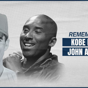 Royals' Players Reflect On The Impact Kobe Bryant and John Altobelli Had On Their Lives