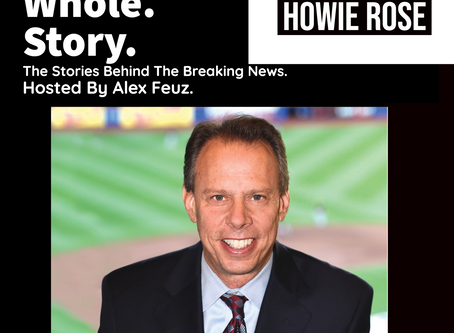 Episode 22: Howie Rose, Radio Play-By-Play Broadcaster of the New York Mets