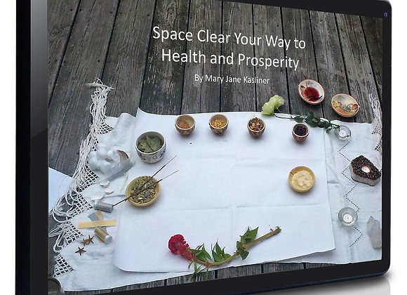 Space Clear your way to health & prosperity
