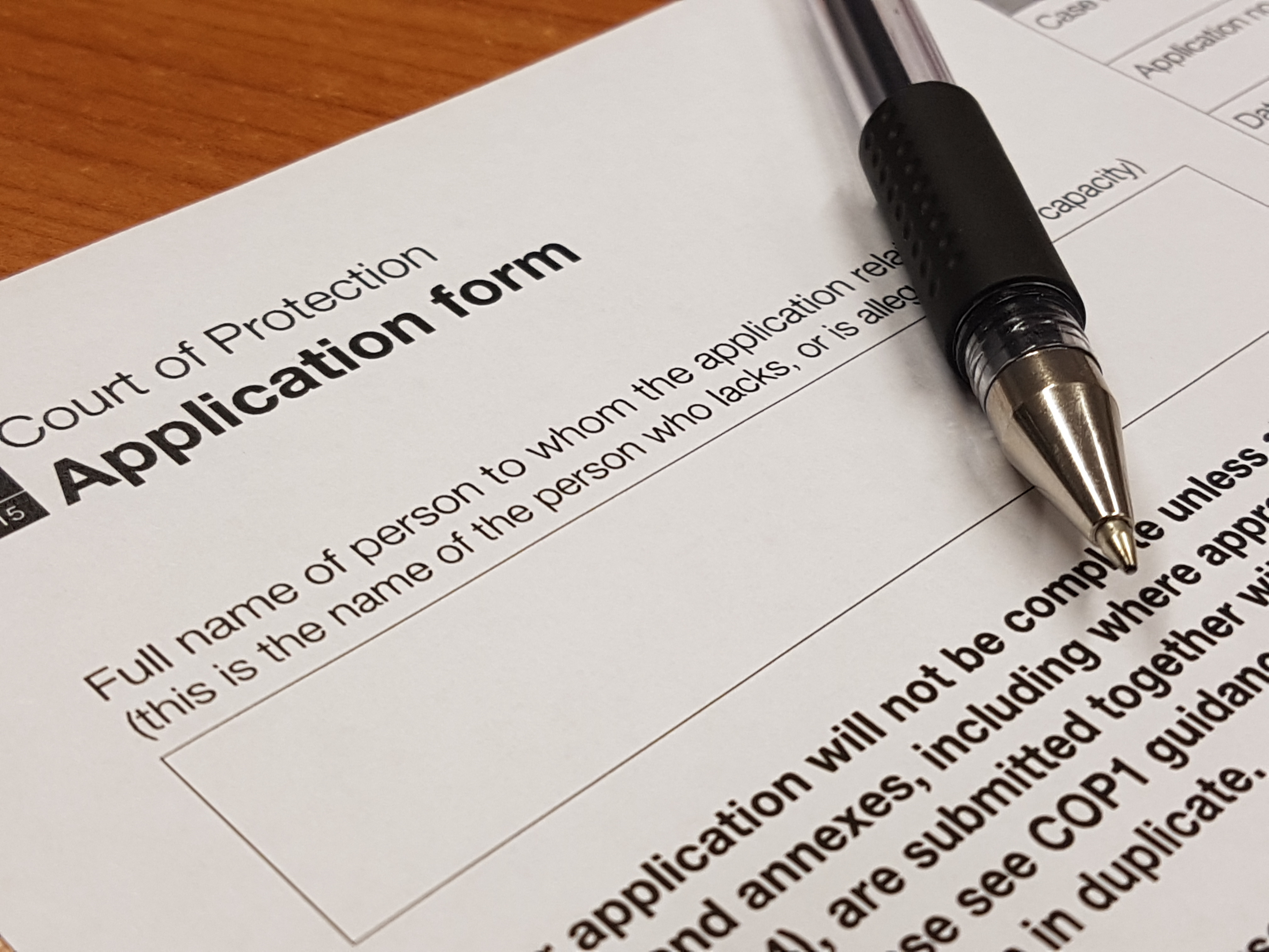 Power of Attorney Consultation
