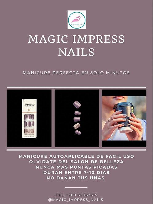 MAGIC IMPRESS NAILS