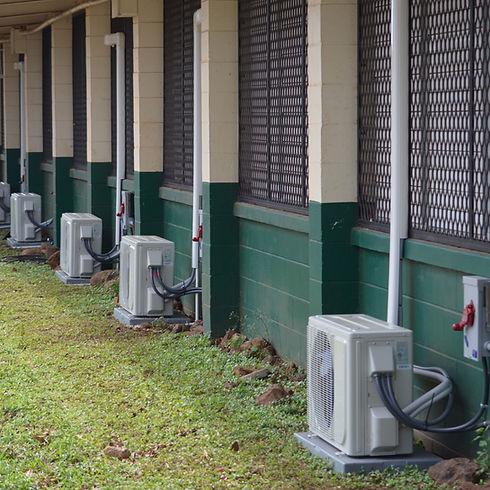 solar air conditioner installation (9).j