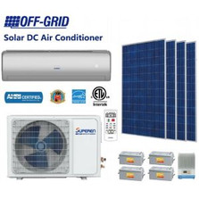 9000BTU DC48V Solar Air Conditioner