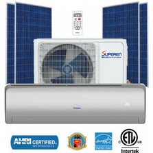 18000BTU DC48V Off Grid Solar Air Conditioning