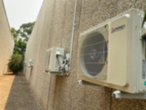 solar air conditioner commercial