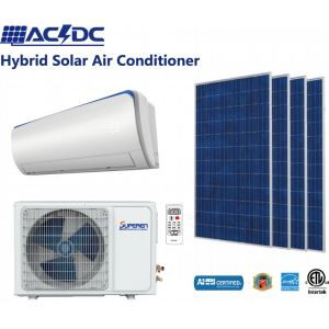 12000BTU ACDC Solar Assisted Air Conditioning