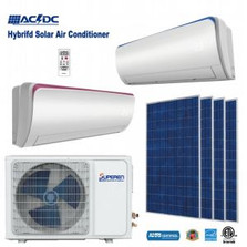 18000BTU ACDC Solar Inverter Air Conditioning