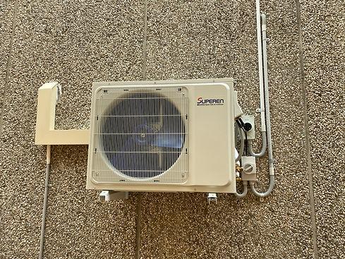 Solar Air Con Commercial